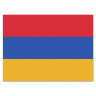 Armenia Flag Tissue Paper