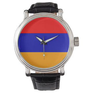 Armenia Flag Wrist Watches