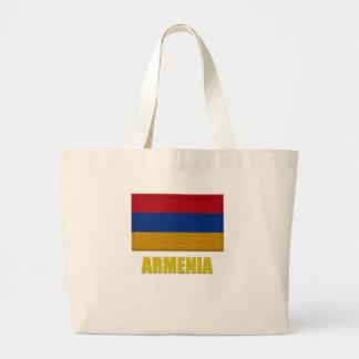Armenia Gift Large Tote Bag