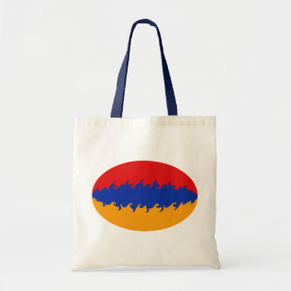 Armenia Gnarly Flag Bag