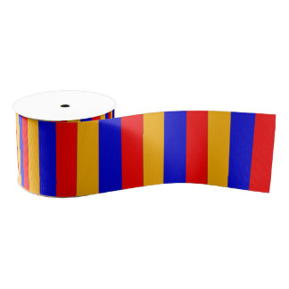 Armenia Grosgrain Ribbon