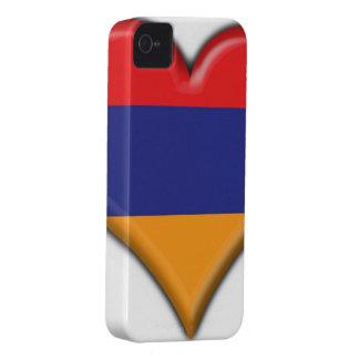 Armenia Heart iPhone Case iPhone 4 Cover