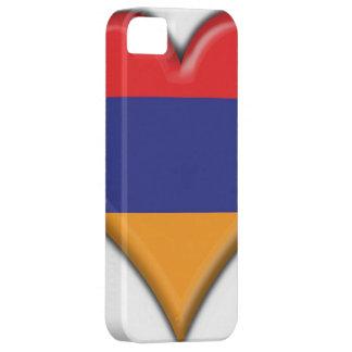 Armenia Heart iPhone Case iPhone 5 Cases