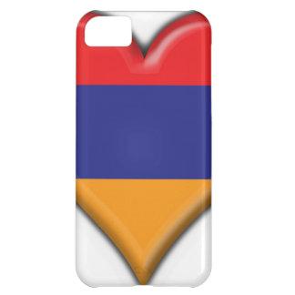 Armenia Heart iPhone Case iPhone 5C Cases