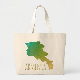 Armenia Large Tote Bag