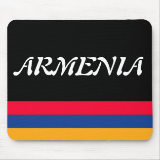 Armenia Mouse Pad