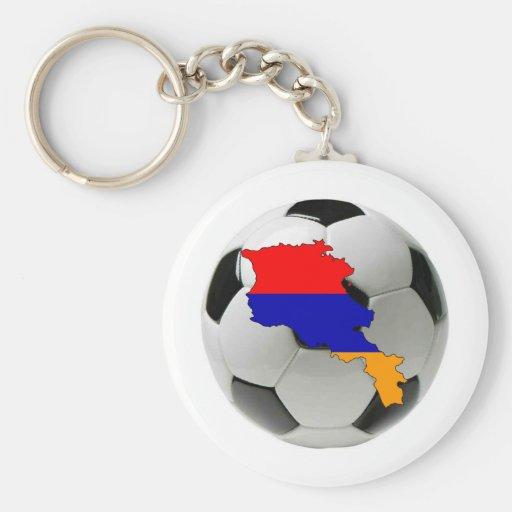 Armenia national team key chain