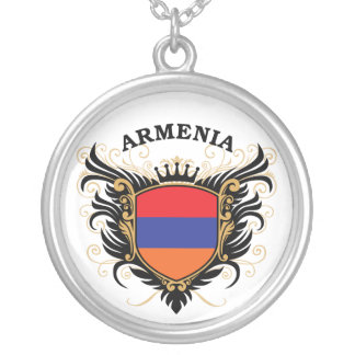 Armenia Silver Plated Necklace
