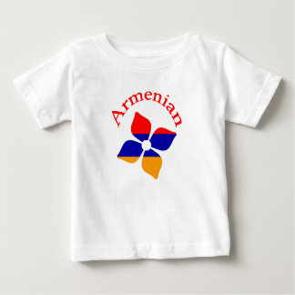 Armenian Baby Fine Jersey T-Shirt 2