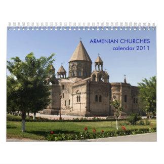 ARMENIAN CHURCHES CALENDAR