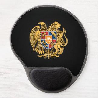 Armenian coat of arms gel mouse pad