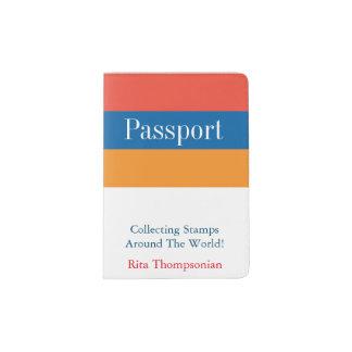 Armenian Colors | Passport Holder