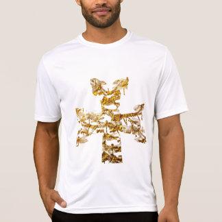 Armenian cross gold T-Shirt