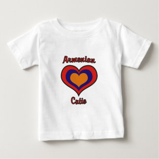 Armenian Cutie Baby T-Shirt