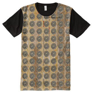 Armenian eternity sign All-Over Printed Tshirt All-Over Print T-Shirt