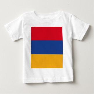 Armenian flag baby T-Shirt