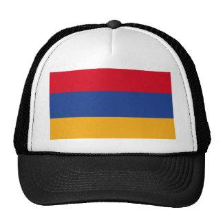 Armenian flag cap