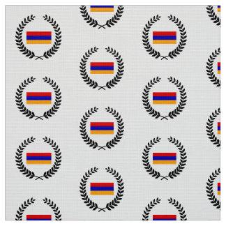 Armenian Flag Fabric
