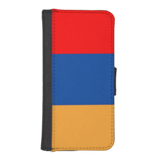 Armenian Flag iPhone SE/5/5s Wallet Case