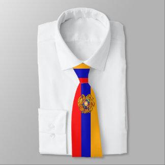 Armenian Flag Tie Եռագույն