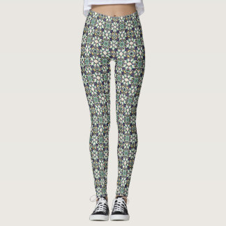 Armenian Folk Art Leggings