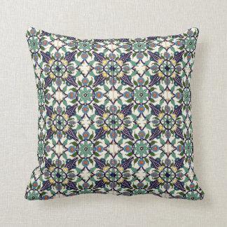 Armenian Folk Art Polyester Throw Pillow  8