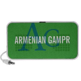 Armenian Gampr Breed Monogram Speaker System