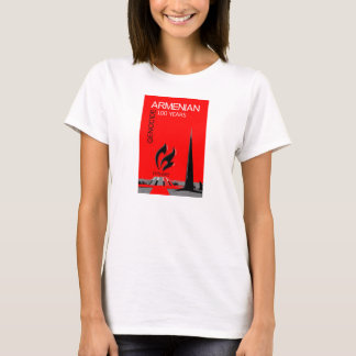 Armenian Genocide - 100 Years T-Shirt