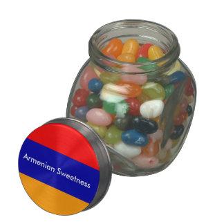 Armenian | Jelly Belly™ Glass Jar