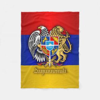 Armenian Pride Fleece Blanket