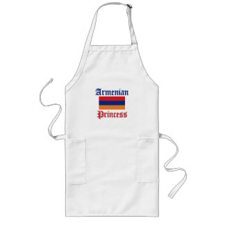 Armenian Princess Long Apron