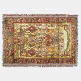 Armenian Tapestry Rug / Throw Blanket