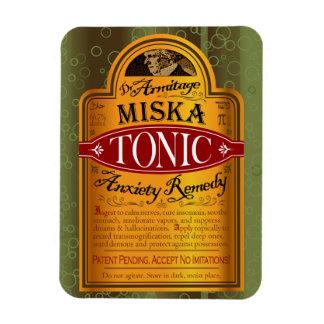 Armitage' Miska Tonic - Lovecraftian Remedy Magnet