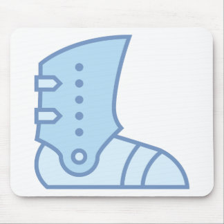 Armor Boot Mouse Pad