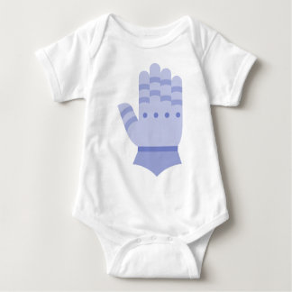 Armor Glove Baby Bodysuit