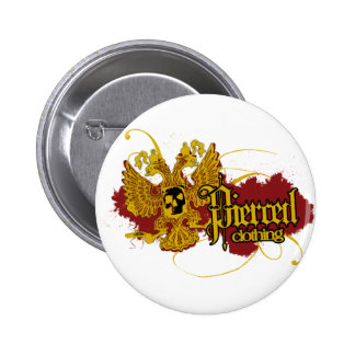 Armor of God Pinback Buttons