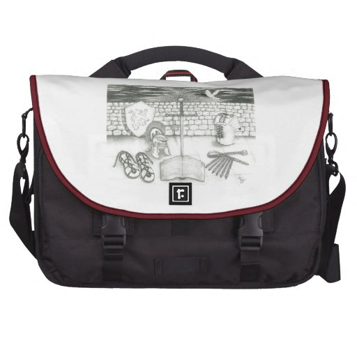 Armor of God Bag Laptop Bags