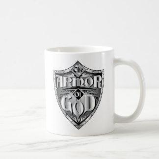 ARMOR OF GOD BASIC WHITE MUG