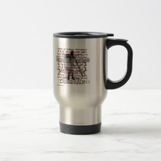 Armor of God Christian Bible Verse Steel Mug