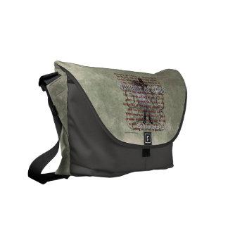 Armor of God, Ephesians 6:10-18, Christian Soldier Messenger Bags
