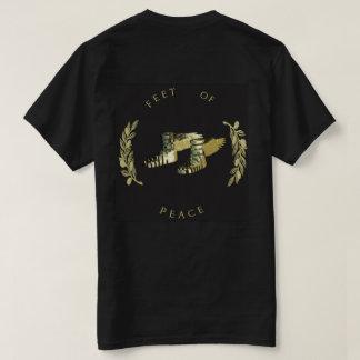 Armor Of GOD - Feet of Peace T-Shirt