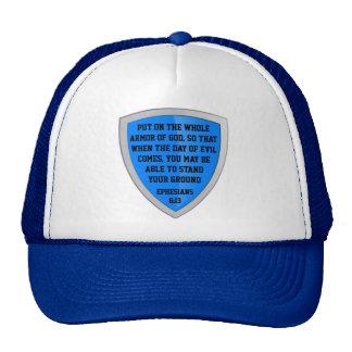 armor of God hat