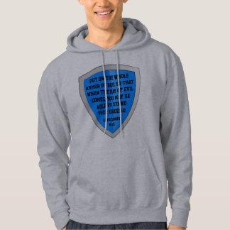 armor of God hoodie