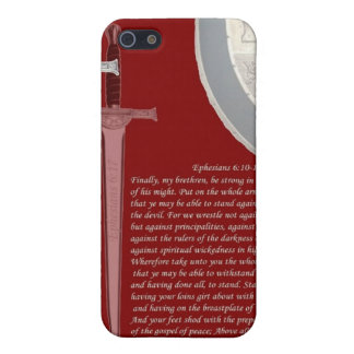 Armor of god iphone case cover for iPhone 5/5S