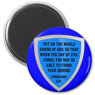 armor of God magnet