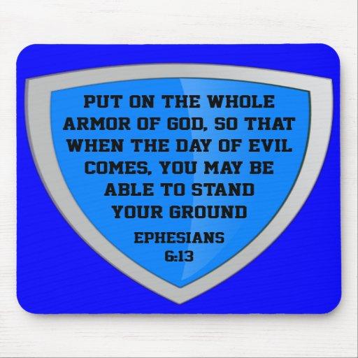 armor of God mousepad