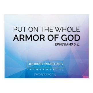 Armor of God Postcards