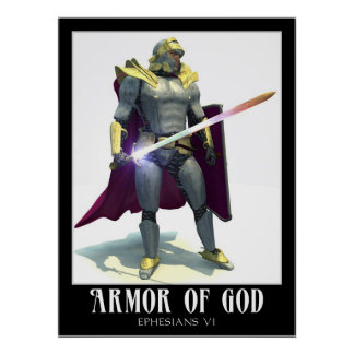Armor of God Poster