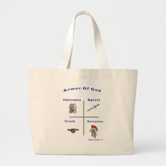 Armor of God products Tote Bags