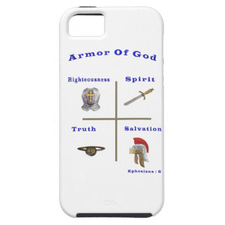 Armor of God products iPhone 5 Covers
